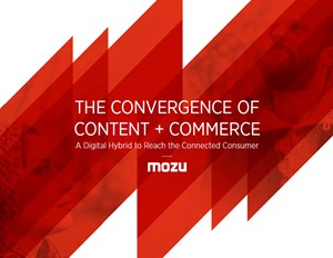 The Convergence of Content   Commerce