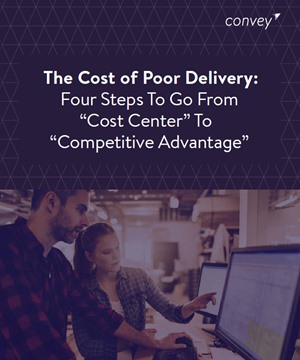 The Cost Of Poor Delivery