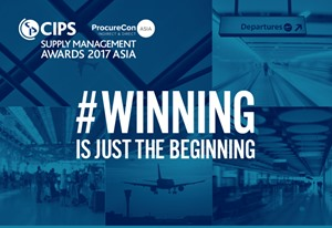 CIPS Supply Management Awards Asia's Shortlist