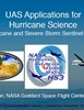 UAS Applications for Hurricane Science
