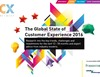 The Global State of Customer Experience 2016