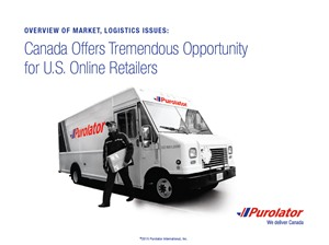 Canada Offers Tremendous Opportunity for U.S. Online Retailers