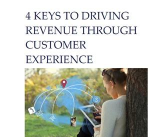 4 Keys to Driving Revenue
