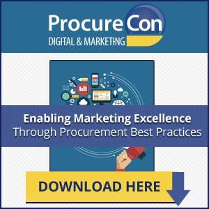 Enabling Marketing Excellence Through Procurement Best Practice