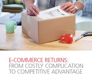 eCommerce Returns: From Costly Complication to Competitive Advantage