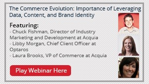The Commerce Evolution: Importance of Leveraging Data, Content, and Brand Identity