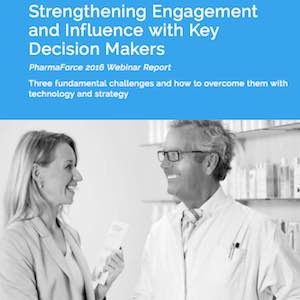 Strengthening Engagement and Influence With Key Decision Makers