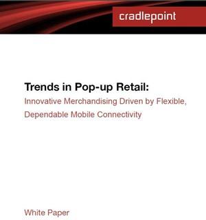 Trends in Pop-up Retail