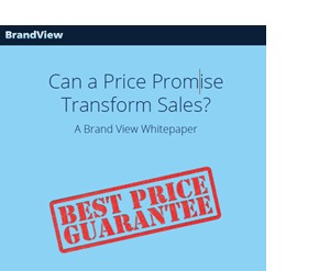 Can A Price Promise Transform Sales?