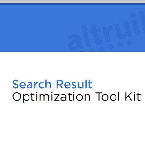 Search Result Optimization Toolkit