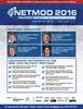NETMOD 2016 - Sponsorship Agenda