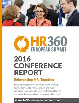 HR360 - Conference Report 2016