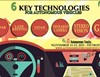 6 Key Technologies for Autonomous Vehicles