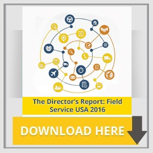 The Director's Report: Field Service USA 2016