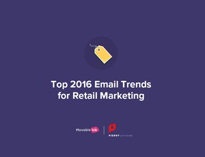 Top 2016 Email Trends for Retail Marketing