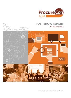 Post Show Report:ProcureCon Asia 2016