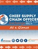 Chief Supply Chain Officer Exchange: At a Glance