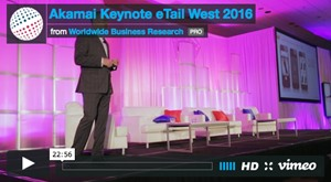 eTail West Keynote, Jason Miller, Chief Commerce Strategist at Akamai