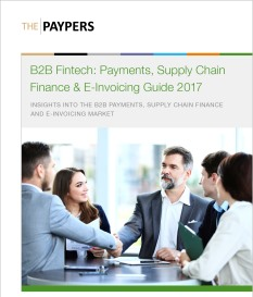 Payments Supply Chain Finance E-Invoicing Guide 2017