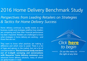 2016 Home Delivery Benchmark Study