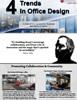 4 New Trends in Office Design
