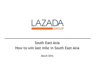 South East Asia: How to win last mile in South East Asia