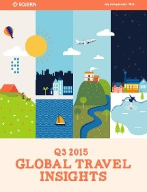 Sojern Q3 2015 Global Travel Insights