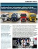 Enabling Efficient Active Safety Solutions for Large Vehicles and Trucks with Optical Detection and Ranging