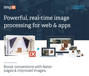 Powerful, Real-time Image Process for Web & Apps