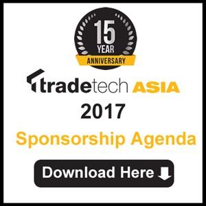 TradeTech Asia 2017 Sponsorship Brochure