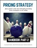 Pricing Strategy - Handbook Part 2