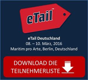 eTail Deutschland 2016 Teilnehmerliste