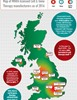 Cell And Gene Manufacturing UK Heatmap