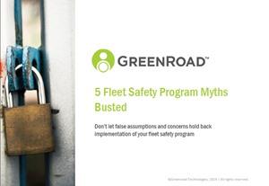 5 Fleet Safety Program Myths Busted