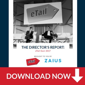 The eTail East 2017 Director's Report
