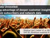 Big Data Unraveled: Taking advantage of deeper customer insight from telecom subscribers and network data