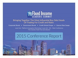 The Highlights of Fixed Income Leaders Summit US