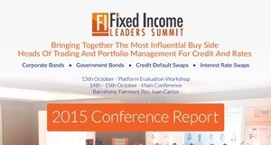Fixed Income Leaders Summit 2015 - The Highlights