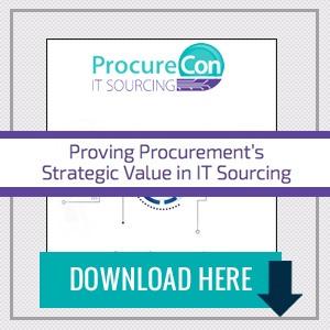 Proving Procurement's Strategic Value in IT Sourcing