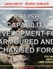 Polish Capability Development for Armoured and Merchandised Forces