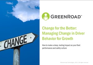 Change for the Better: Managing Change in Driver Behavior for Growth