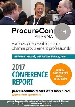 ProcureCon Pharma 2017 - Post Show Report