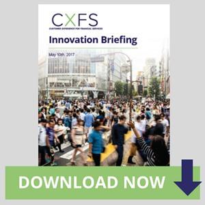 CXFS Innovation Briefing