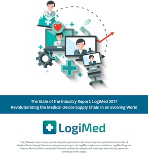 State of the Industry Report - LogiMed 2017