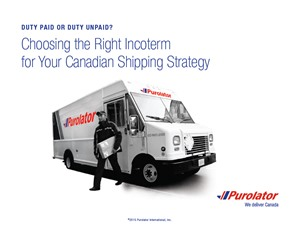 Choosing the Right Incoterm for Your Canadian Shipping Strategy