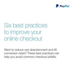 Six Best Practices to Improve Your Online Checkout
