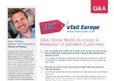 House of Fraser On Social Media Successes