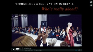 Webinar - Innovation in Retail & Technology