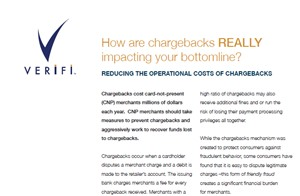 How Are Chargebacks Really Affecting Your Bottom Line