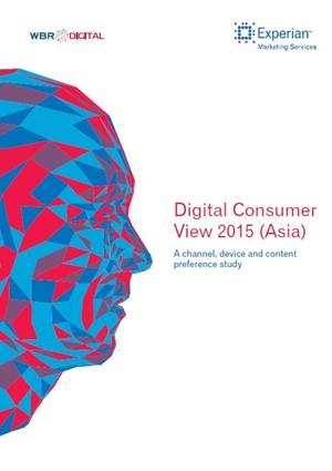 Digital Consumer View 2015 (Asia)